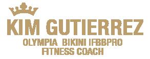 Kim Gutierrez Fitness Coach